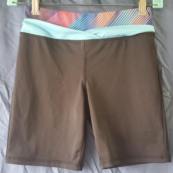 Girls spandex shorts